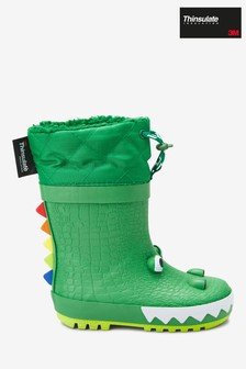Thinsulate® Cuff Wellies (Younger)