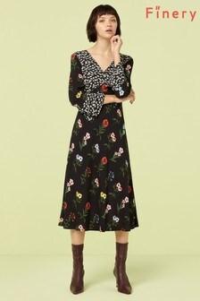 Finery London Multi Elodie Midi Dress