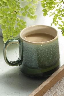 Set of 4 Fern Mugs
