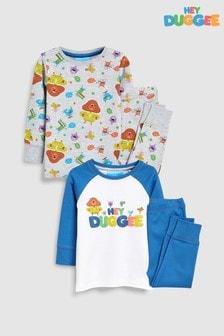 Hey Duggee Pyjamas Two Pack (9mths-8yrs)