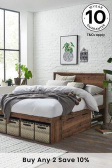 Bronx Platform Storage Bed