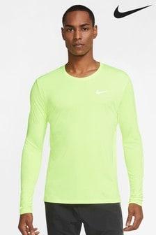 Nike Miler Long Sleeve Running Top