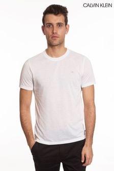 Calvin Klein Golf White T-Shirts 3 Pack