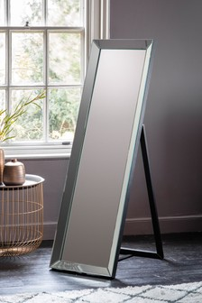 Gallery Direct Billingham Cheval Mirror