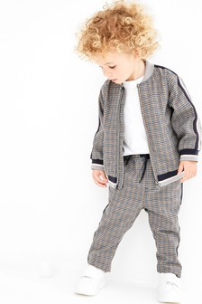 Heritage Jacket And Trousers Set (3mths-7yrs)