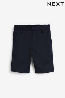 Flat Front Shorts (3-14yrs)