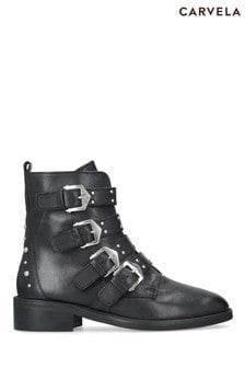 Carvela Black Scant Boots