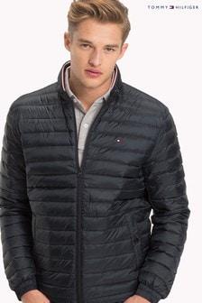 Tommy Hilfiger Black Core Packable Down Jacket