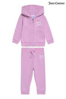 Juicy Couture Heart Pocket Joggers Set