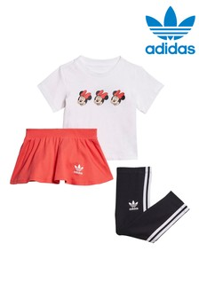 adidas Originals Infant Disney T-Shirt And Legging Set