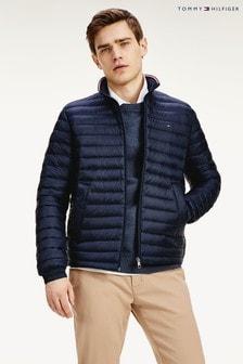 Tommy Hilfiger Blue Core Packable Down Jacket