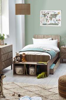 Ashton Storage and Seating Bed