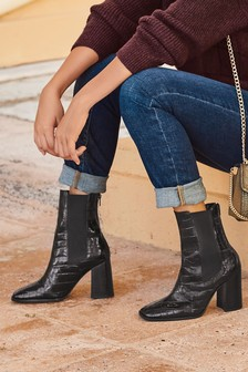 Signature Tall Chelsea Boots