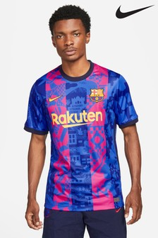 Nike Barcelona 21/22 Third Football Shirt
