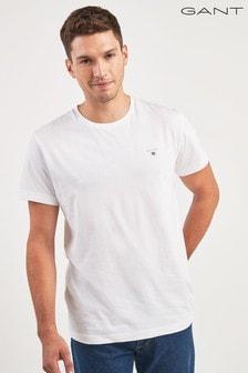 GANT Plain Logo T-Shirt