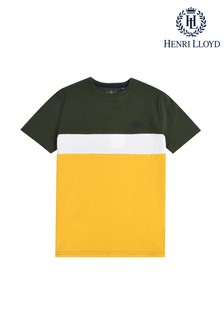 Henri Lloyd Cut And Sew T-Shirt
