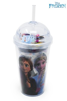 Frozen Stationery Filled Cup
