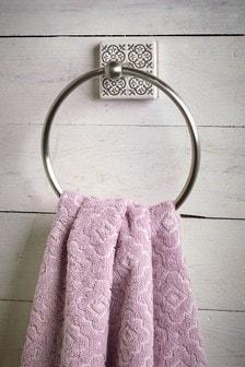 Brocante Towel Ring