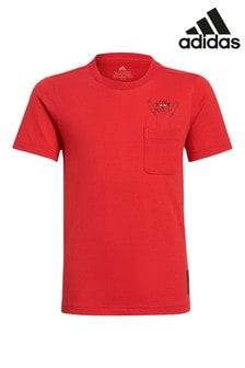 adidas Manchester United Kids T-Shirt