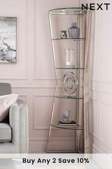 Claro Corner Shelf