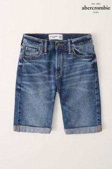 Abercrombie & Fitch Denim Shorts
