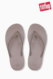 FitFlop™ Mink Iqushion Ergonomic Flip Flops