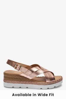 Sports Cross-Over Wedges