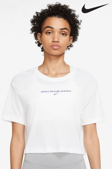 Nike Yoga Cropped T-Shirt