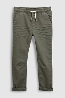 Pull-On Skinny Trousers (3-16yrs)