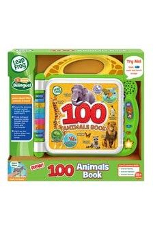 LeapFrog 100 Animals Book 609543