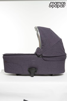 Navy Ocarro Carrycot By Mamas and Papas