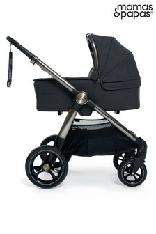 Onyx Ocarro Carrycot By Mamas and Papas