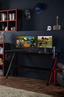 Velar Black Gaming Desk B Virtuoso