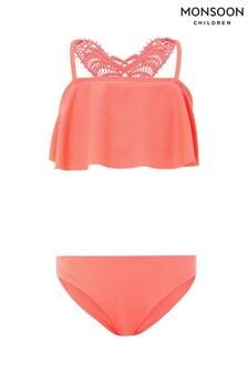 Monsoon Children Orange Bora Bikini