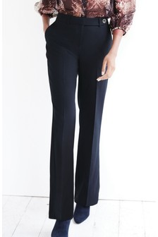 Pants Clothing, Shoes & Accessories Next Womenswear Tailoring Uk 14-16 Cream Loose Fit Wide Leg Trousers