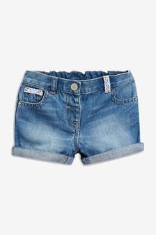 Turn-Up Shorts (3mths-7yrs)