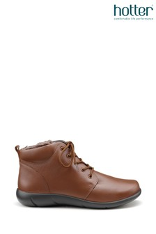Hotter Ellery Lace-Up Ankle Boots