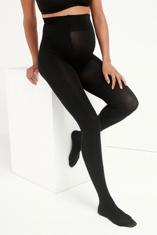 3D 60 Denier Maternity Tights
