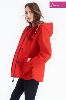 Joules Waterproof Hooded Coast Jacket