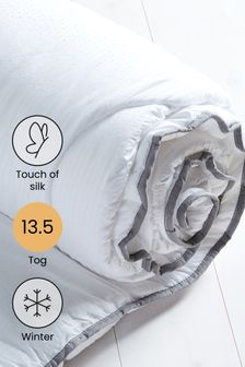Sleep In Silk 13.5 Tog Duvet