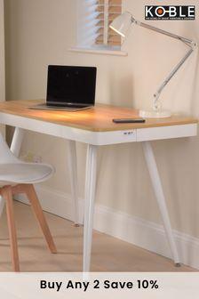 Skala Wood Smart Desk By Koble
