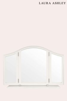 Clifton Dove Grey Dressing Table Mirror by Laura Ashley