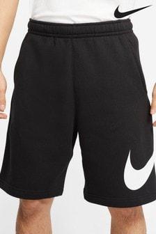 Nike Club Fleece Swoosh Shorts