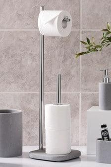 Resin Toilet Roll Holder