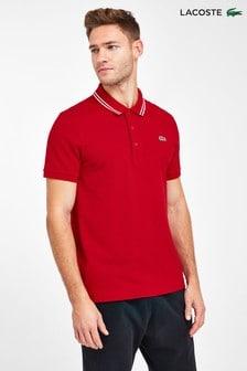 Lacoste® Tipped Collar Polo Shirt