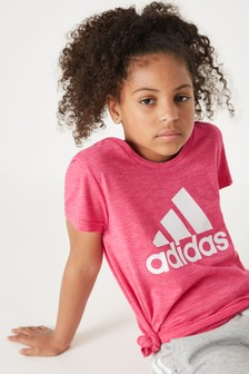 adidas ID Pink Winners T-Shirt