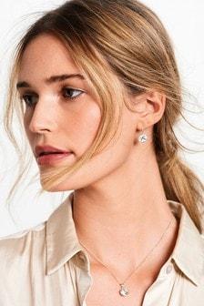 Sparkle Drop Earrings