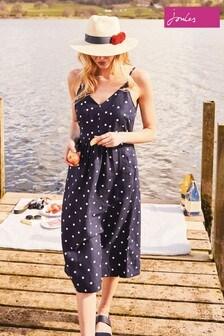 Joules Zoey Sleeveless Woven Dress