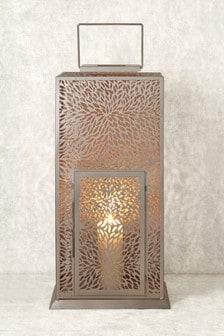 XL Floral Lantern