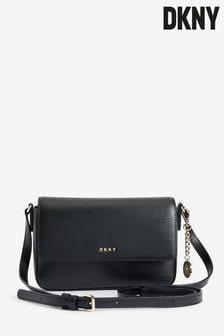 DKNY Bryant Flap Cross Body Shoulder Bag